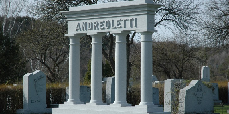 Andreoletti Monument